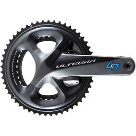 Stages Cycling Power LR Kit Capteur de puissance pour Shimano Ultegra R8000 50/34 Dents
